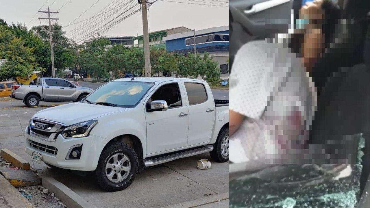 Una persona muerta y otra gravemente herida en nutrida balacera en San Pedro Sula