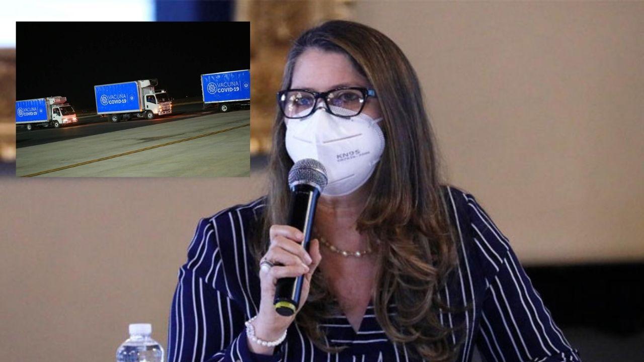 Directora del PAI sobre vacunas donadas por Nayib Bukele: no ha habido coordinación con El Salvador