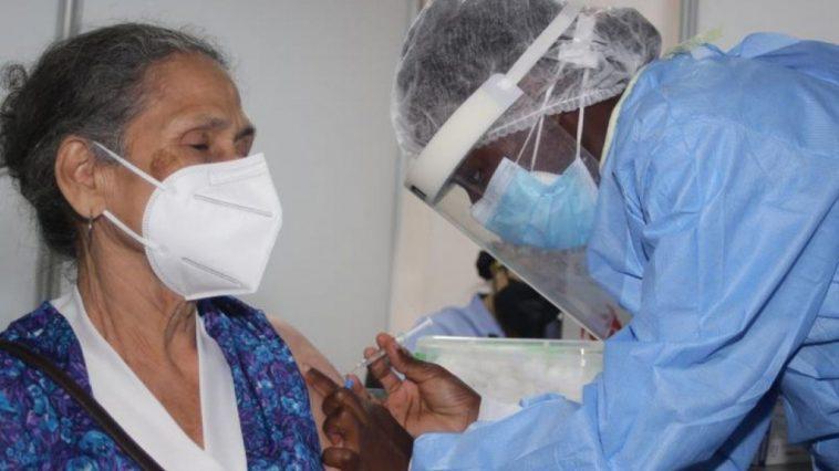 Centros de vacunación