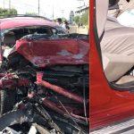 accidente vial en honduras