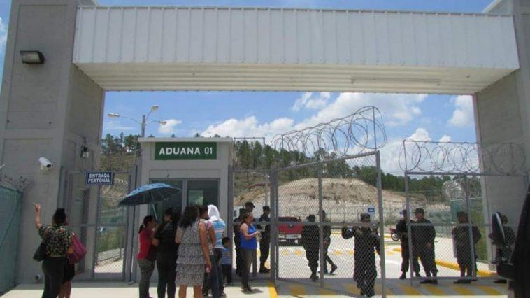 cárceles de Honduras