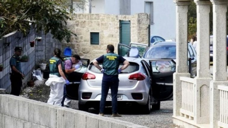 policia españa crimen
