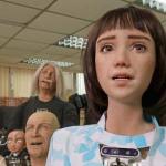 Grace le enfermera robot