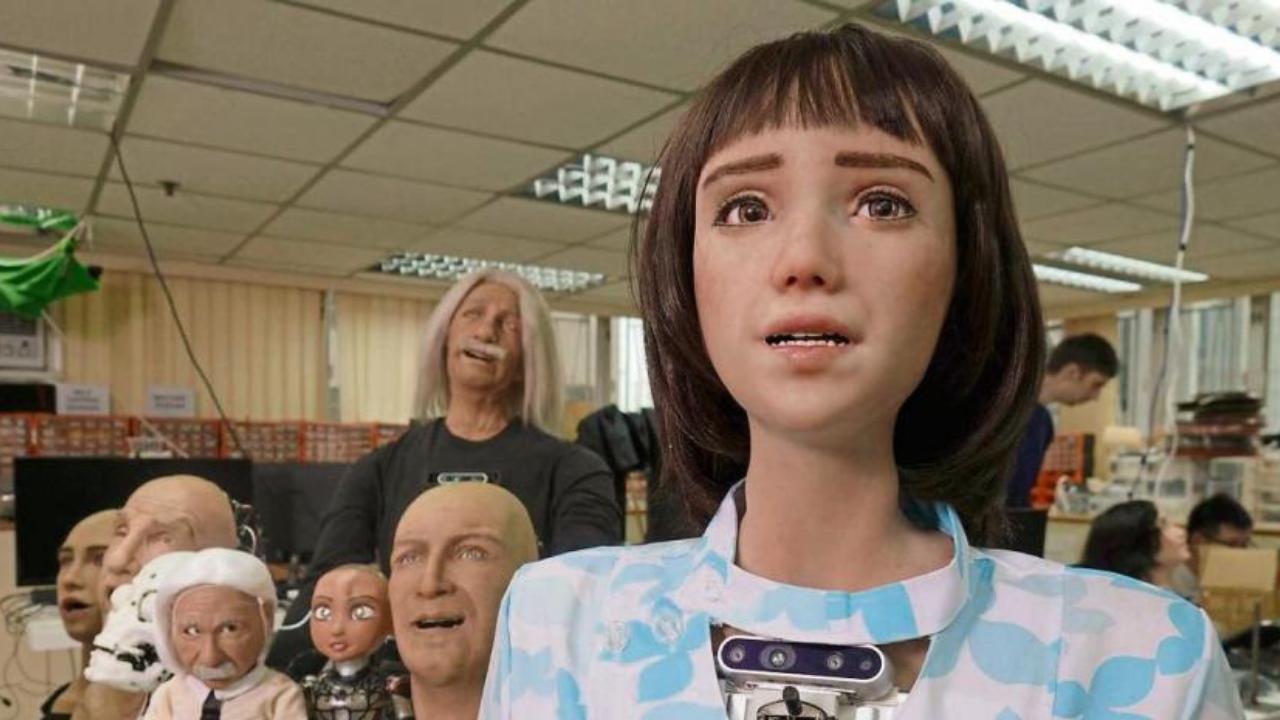 Grace, la primera robot humanoide enfermera para atender pacientes con covid