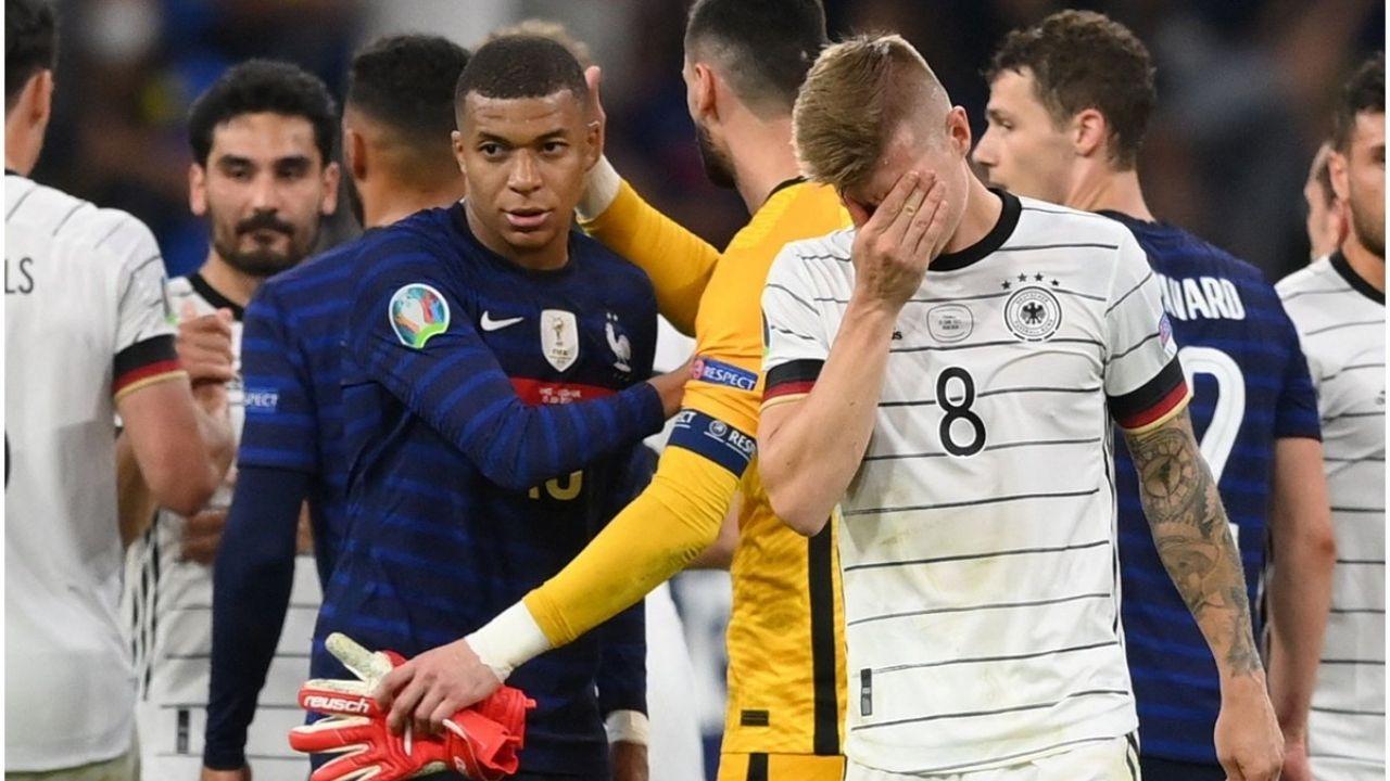 Francia vence 1-0 a Alemania en el grupo F de la Eurocopa 2020