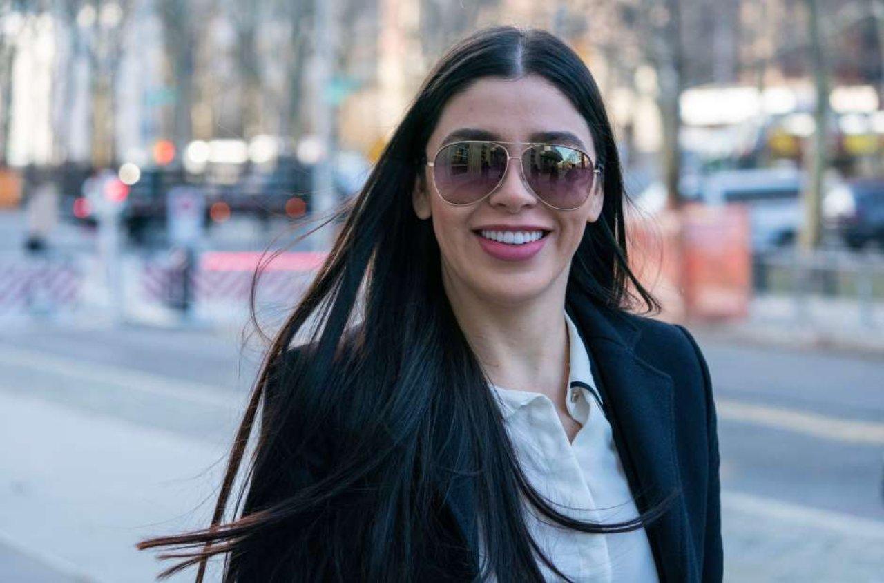 Emma Coronel, esposa de 'El Chapo' Guzmán busca una pena de 5 años en prisión por narcotráfico