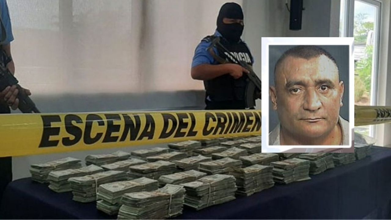 Alias 'Don David', jefe financiero de la MS-13, es uno de los dos hondureños capturados en Nicaragua