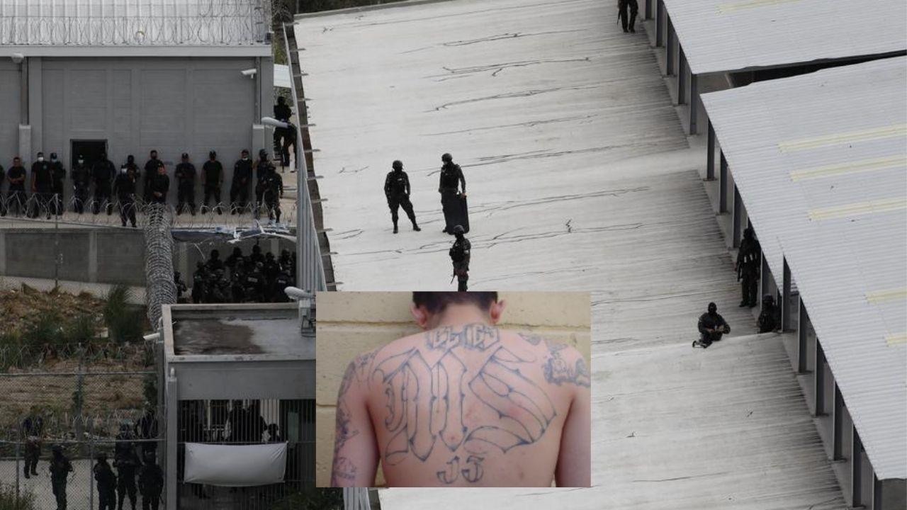 'Hay orden en la MS-13 de matar a sus mismos cabecillas en cárceles de máxima seguridad', revela jefe de la Policía Militar