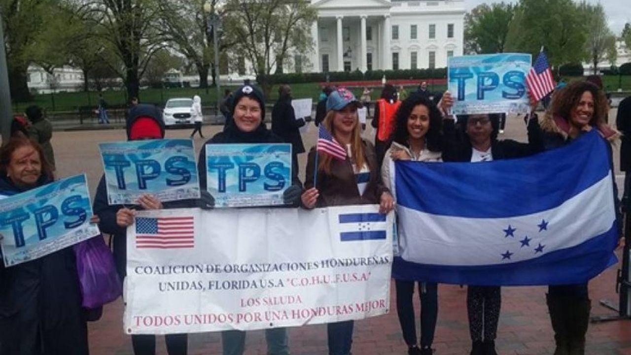¿Por qué los hondureños  amparados en el TPS no podrán obtener residencia permanente?