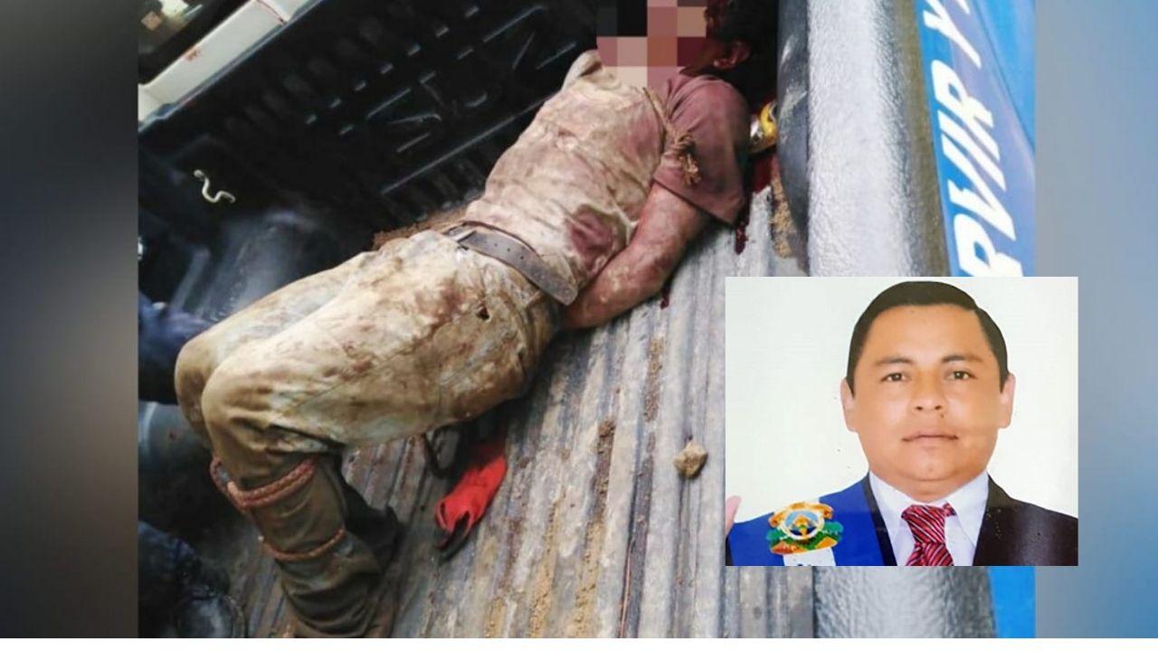 Exreo fue quien habría matado con una piocha a alcalde hondureño que le había dado empleo