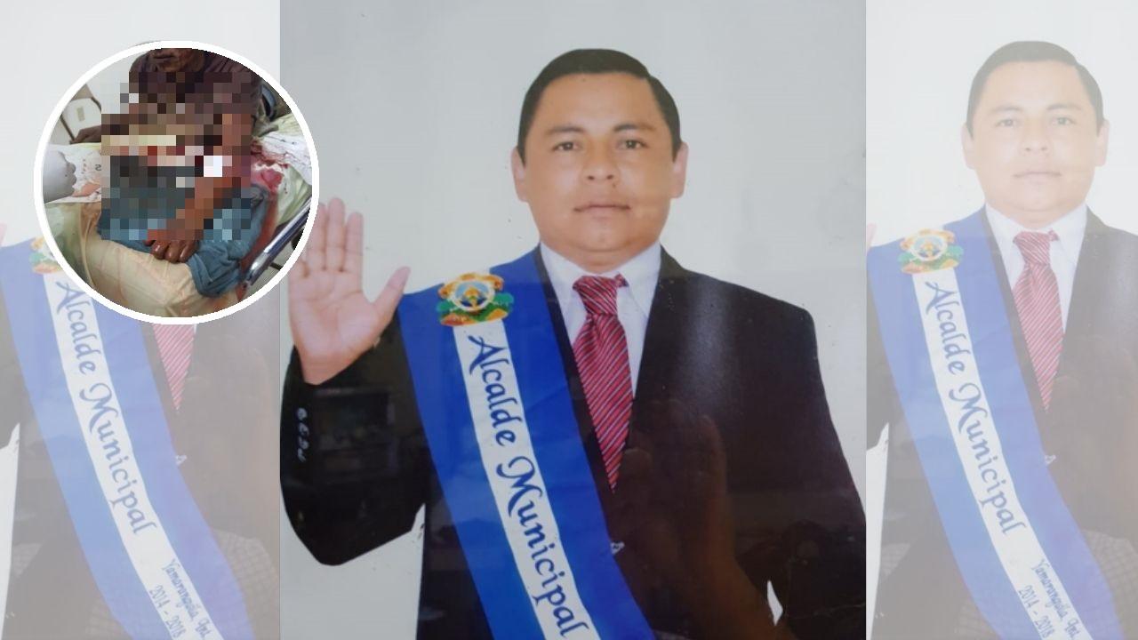 Con una piocha, empleado mató al alcalde de Yamaranguila, Intibucá
