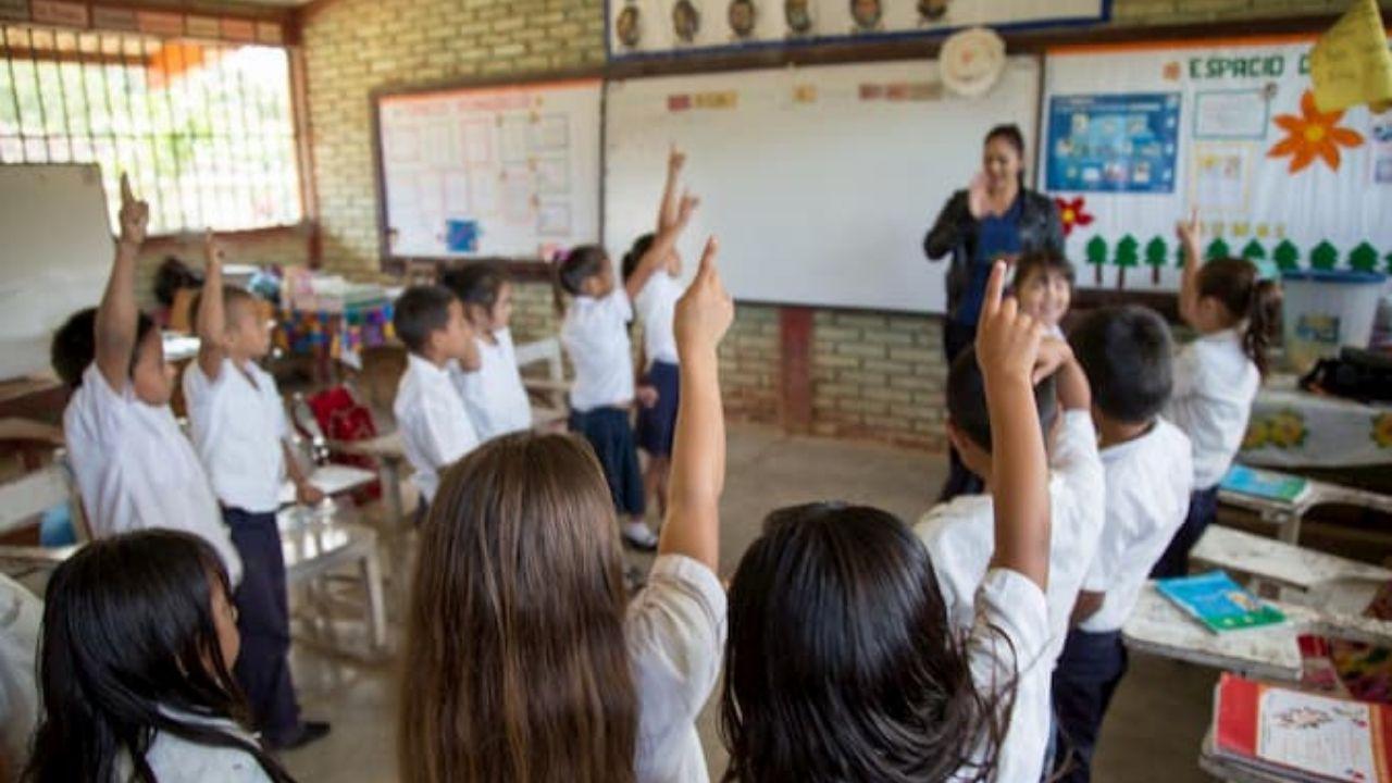 En estos 30 municipios de Honduras se volvería a clases semipresenciales