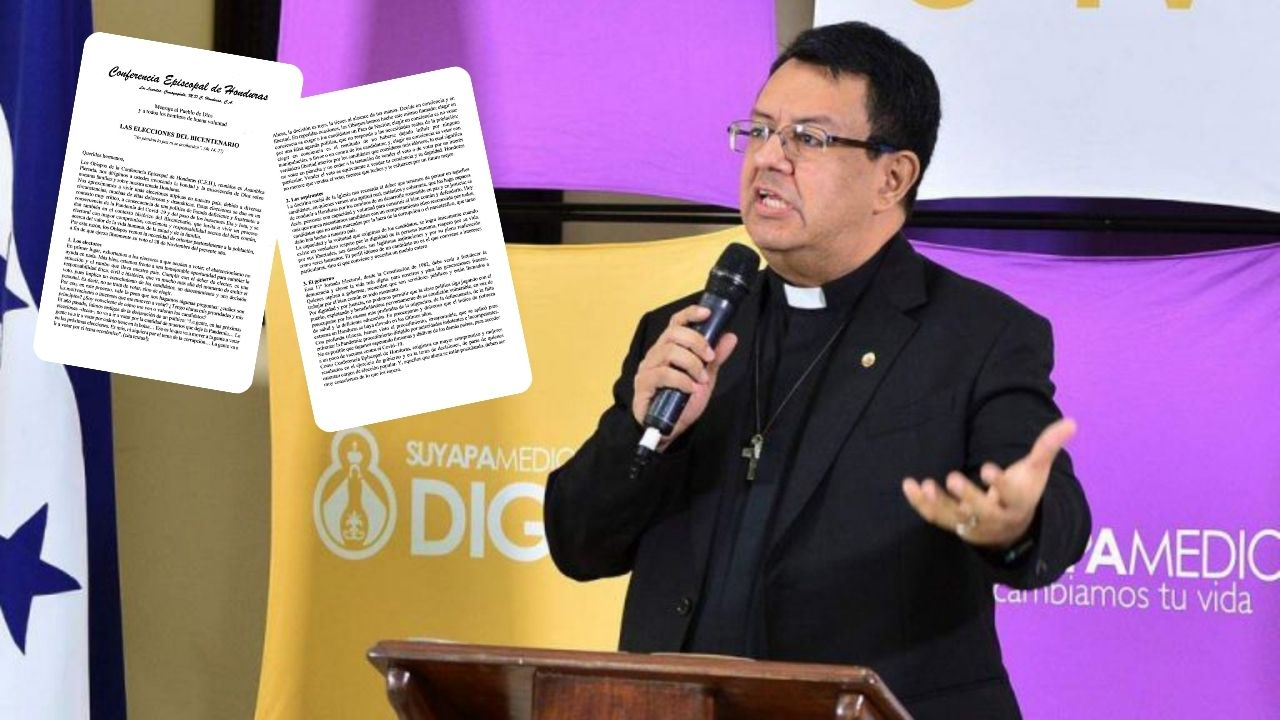 Conferencia Episcopal clama a hondureños no vender su voto ni su dignidad en las elecciones de noviembre