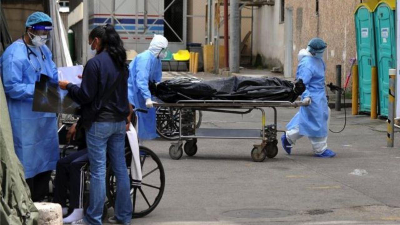 Médicos preocupados por alza de casos de covid y lenta vacunación en Honduras