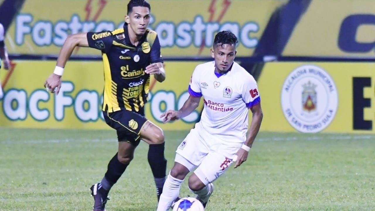Hondureño Edwin Rodríguez elegido mejor jugador del Clausura 2020-21