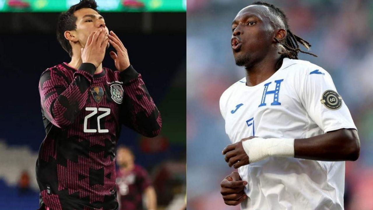 Honduras y México se enfrentarán con importantes bajas en amistoso previo a la Copa Oro 2021