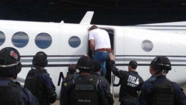 Solicitud de extradición