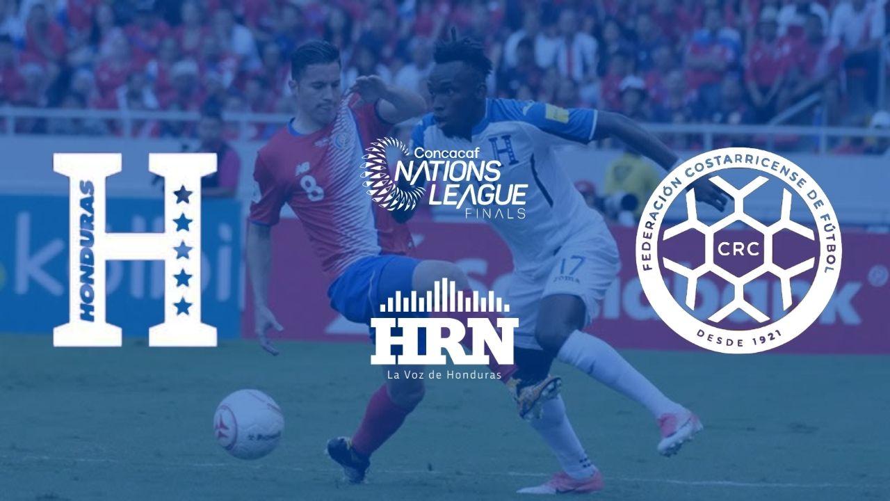 Honduras se queda con el tercer lugar en la Liga de Naciones: Así se vivió el MINUTO A MINUTO