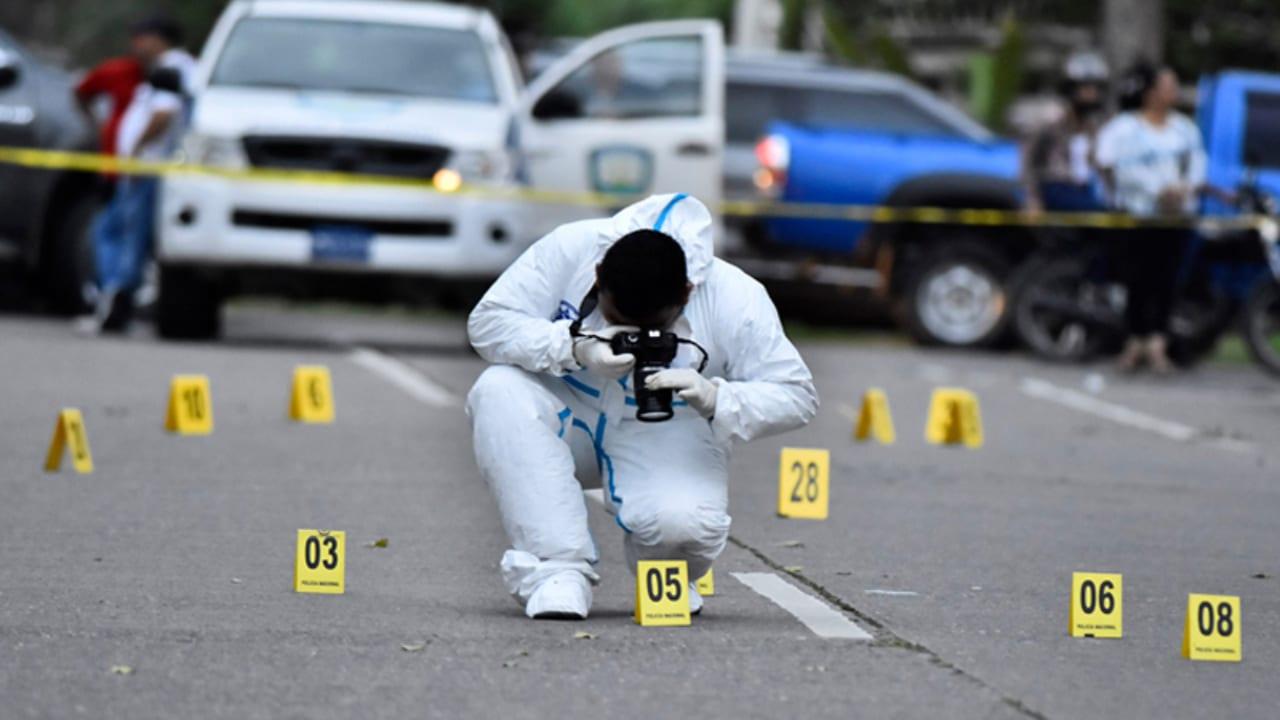 Honduras tiene la tasa más alta de homicidios a nivel de Centroamérica y ocupa el tercer lugar en América Latina, según OV-UNAH
