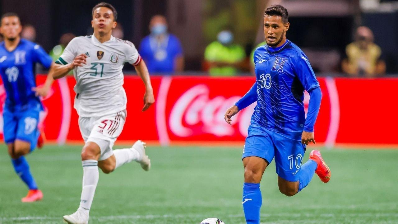 Honduras y México empatan 0-0 en amistoso con miras a la Copa Oro 2021