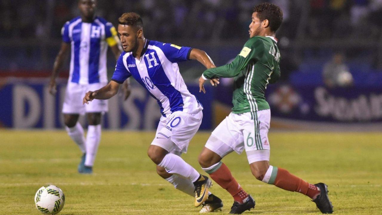 Selección de Honduras: La H está aplazada en sus últimos 10 partidos contra México