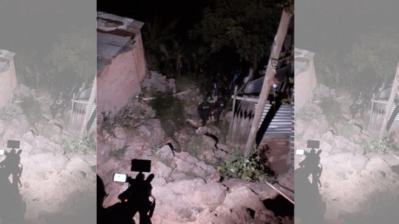 Identifican a las cuatro víctimas de la masacre en El Picachito en Tegucigalpa; miembros de una misma familia