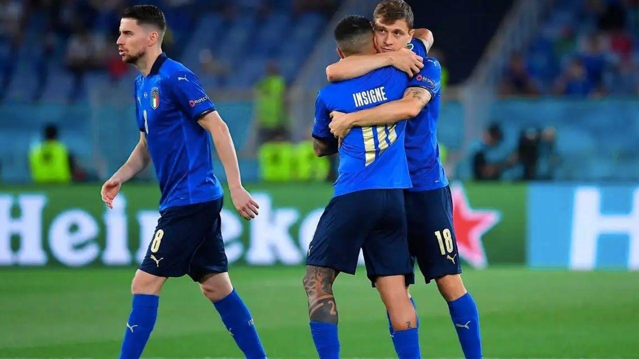 Italia golea 3-0 a Suiza y se encarrila a los octavos de la Eurocopa 2020