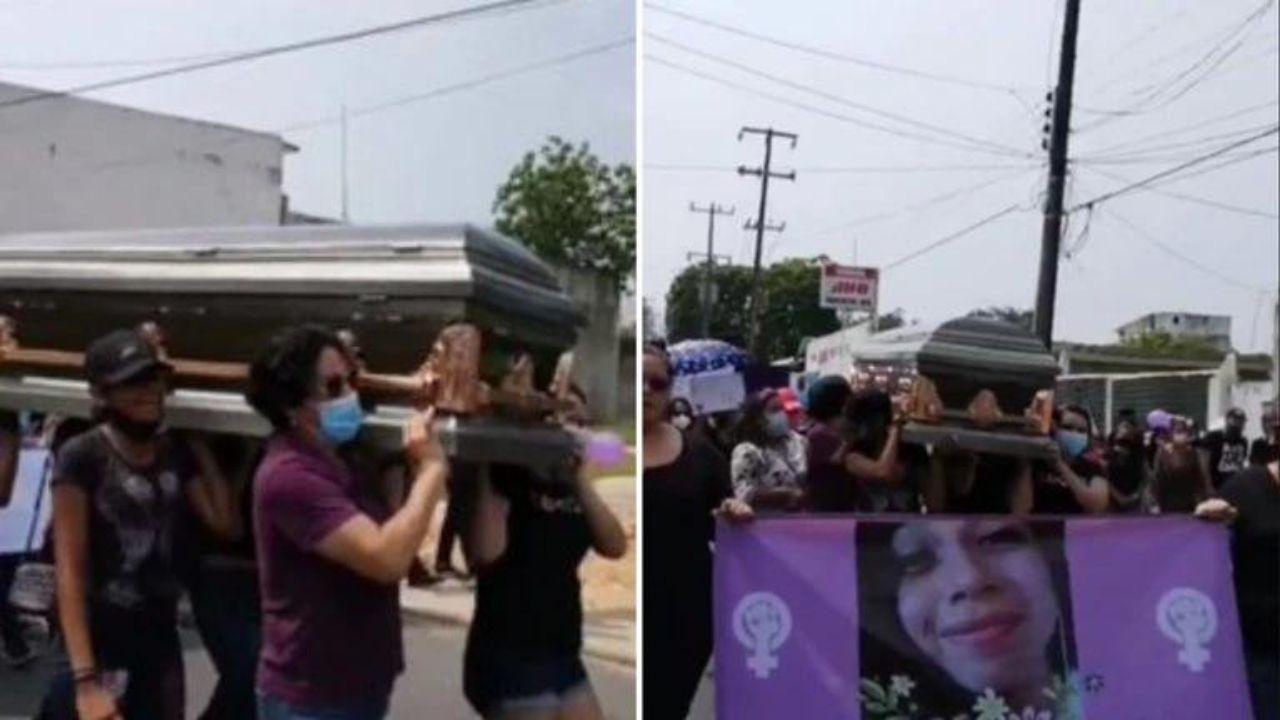 Desgarrador relato de madre de adolescente violada y asesinada en su casa en México