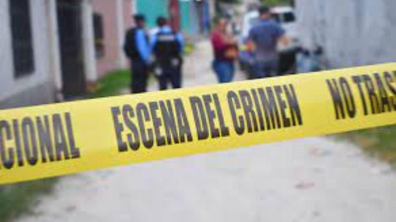 ¡Masacre! Matan a cuatro personas en Tegucigalpa; sicarios arrastraron los cadáveres en plena calle y los lanzaron a un barranco
