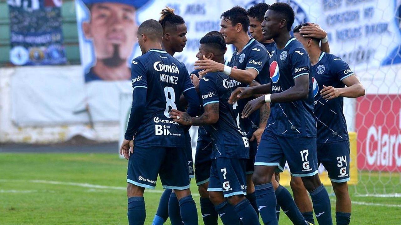 Motagua anuncia bajas y renovaciones: Moreira, Rougier y Sergio Peña entre los cambios para el Apertura 2021-22
