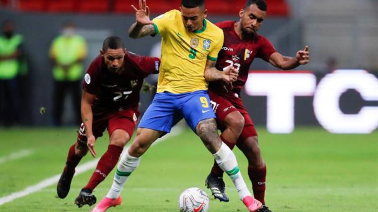 Brasil abre la Copa América 2021 con una fácil victoria 3-0 sobre Venezuela