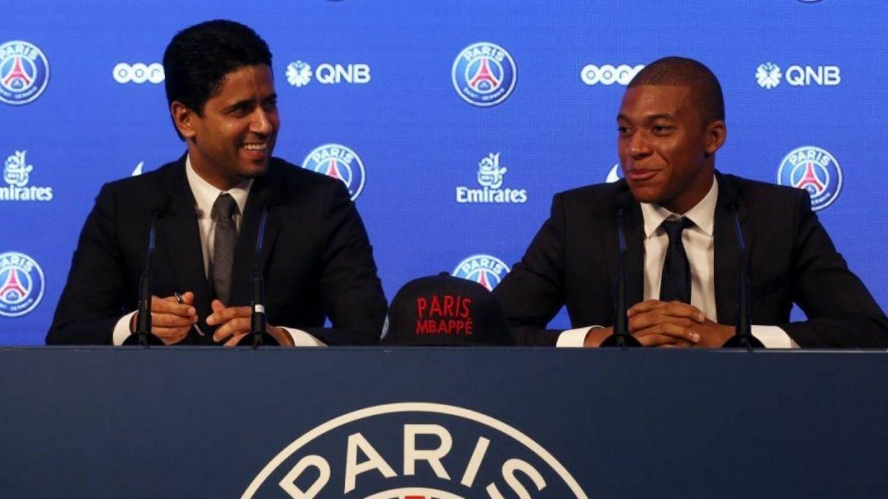 Presidente del PSG: 'Kylian Mbappé se quedará en París, nunca lo venderemos'