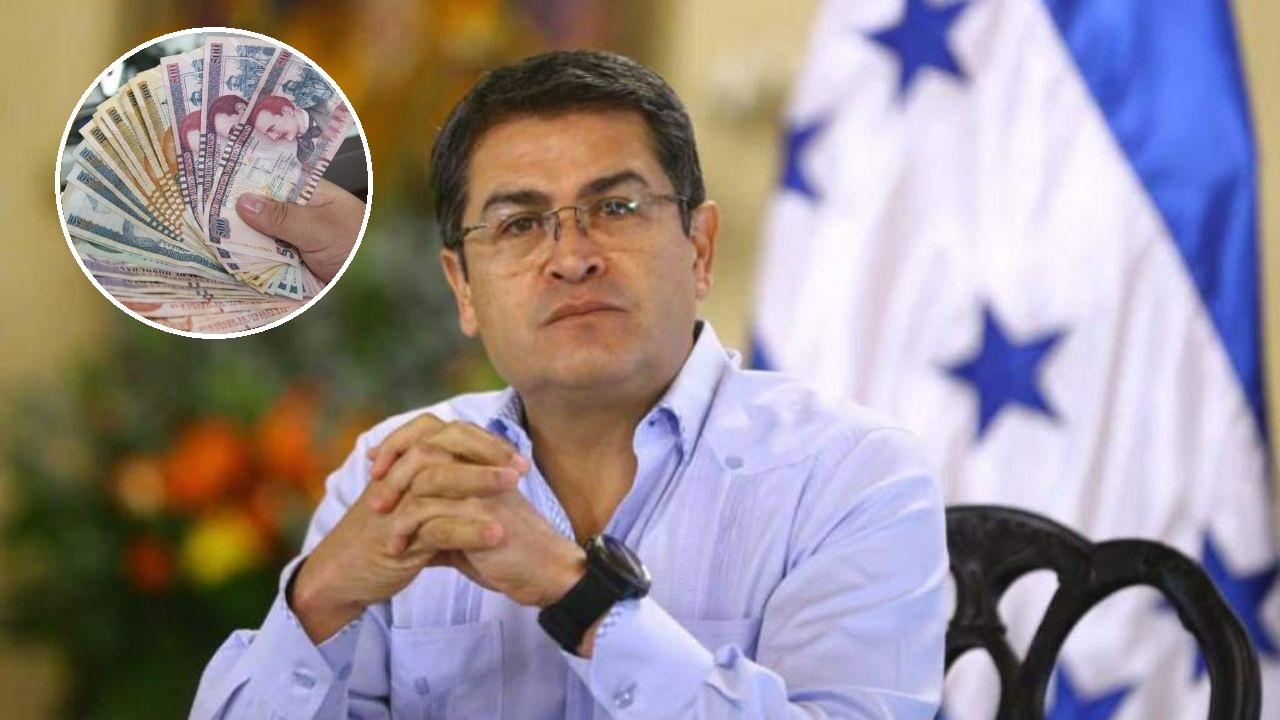 Aumento al salario mínimo en Honduras sería definido por el presidente Hernández: 'me tocará a mí adoptar la decisión'