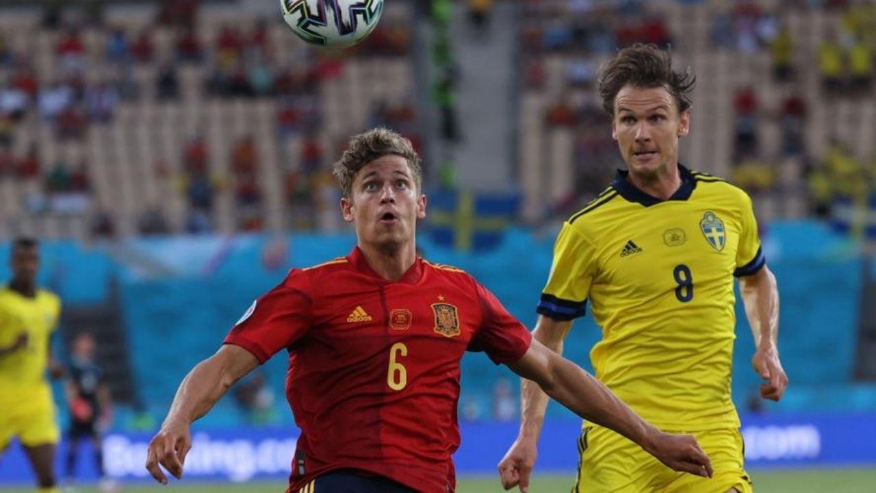 España empata 0-0 ante Suecia y decepciona en su debut en la Eurocopa 2020