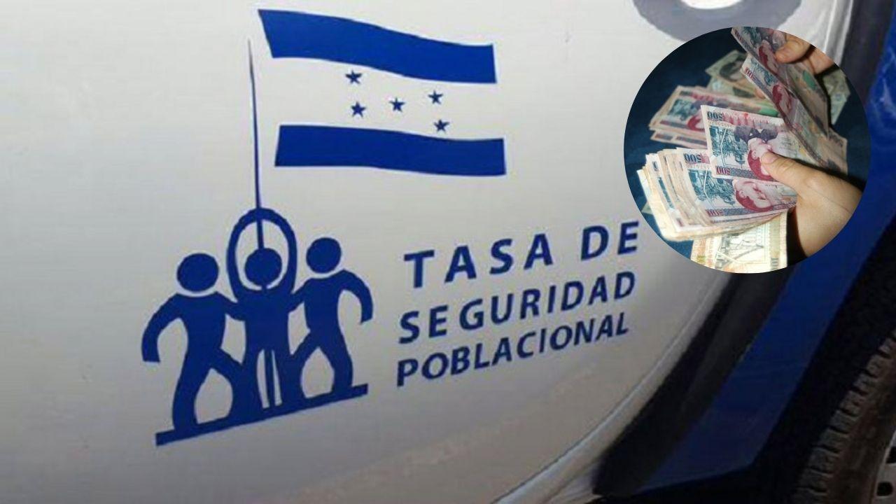 De 3,500 millones de lempiras es la deuda de Tasa de Seguridad poblacional en Honduras
