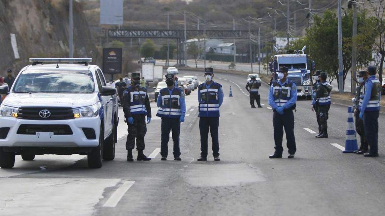 Honduras amplía toque de queda por dos semanas más, así quedaron las restricciones