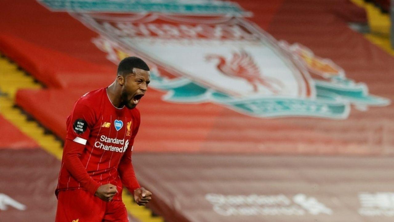 Wijnaldum deja el Liverpool y se va al París Saint-Germain