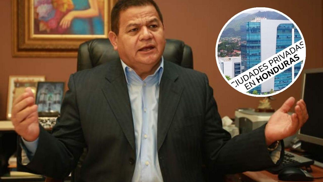 Presas deberían estar las personas que impulsan las ZEDE: Romeo Vásquez