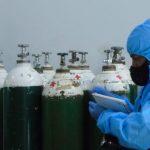 investigan hurto cilindros de oxigeno