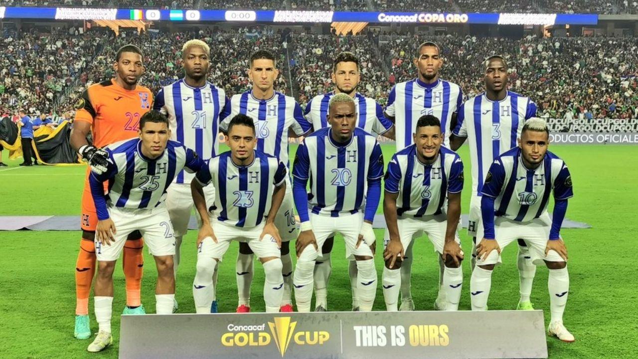 Delegación de fútbol hondureña en Copa de Oro ha sido vacunada tras resultados positivos covid