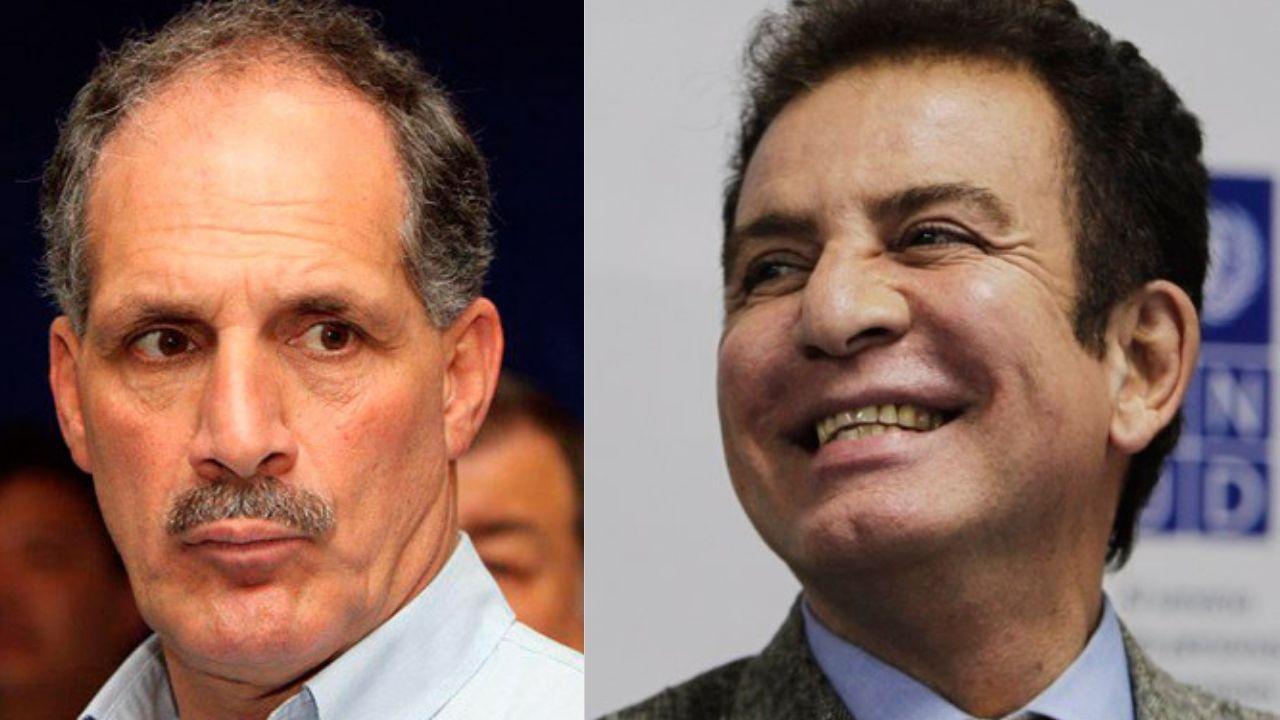 Nasry Tito Asfura y Salvador Nasralla, se disputarán la presidencia de Honduras, según Fernando Anduray