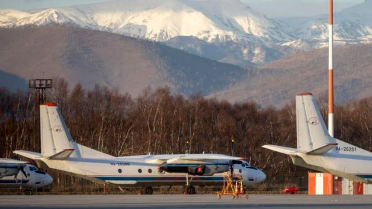 Encuentran con vida a los pasajeros del avión desaparecido en Siberia