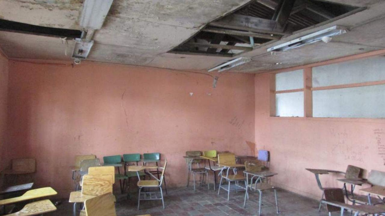 Gobierno hondureño plantea retorno a clases presenciales pese a que 3 de cada 10 centros están en mal estado