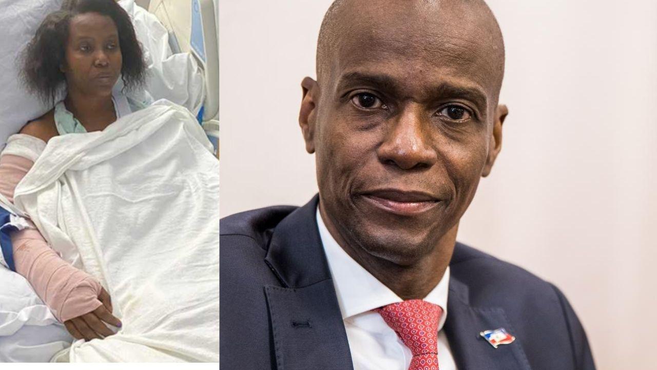 Primera dama de Haití relata al FBI cómo vio morir al presidente Jovenel Moïse
