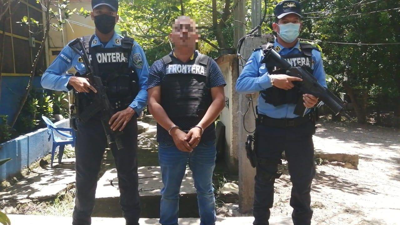 El extraditable hondureño, Miguel Carlos Cordón fue enviado al Primer Batallón de Infantería