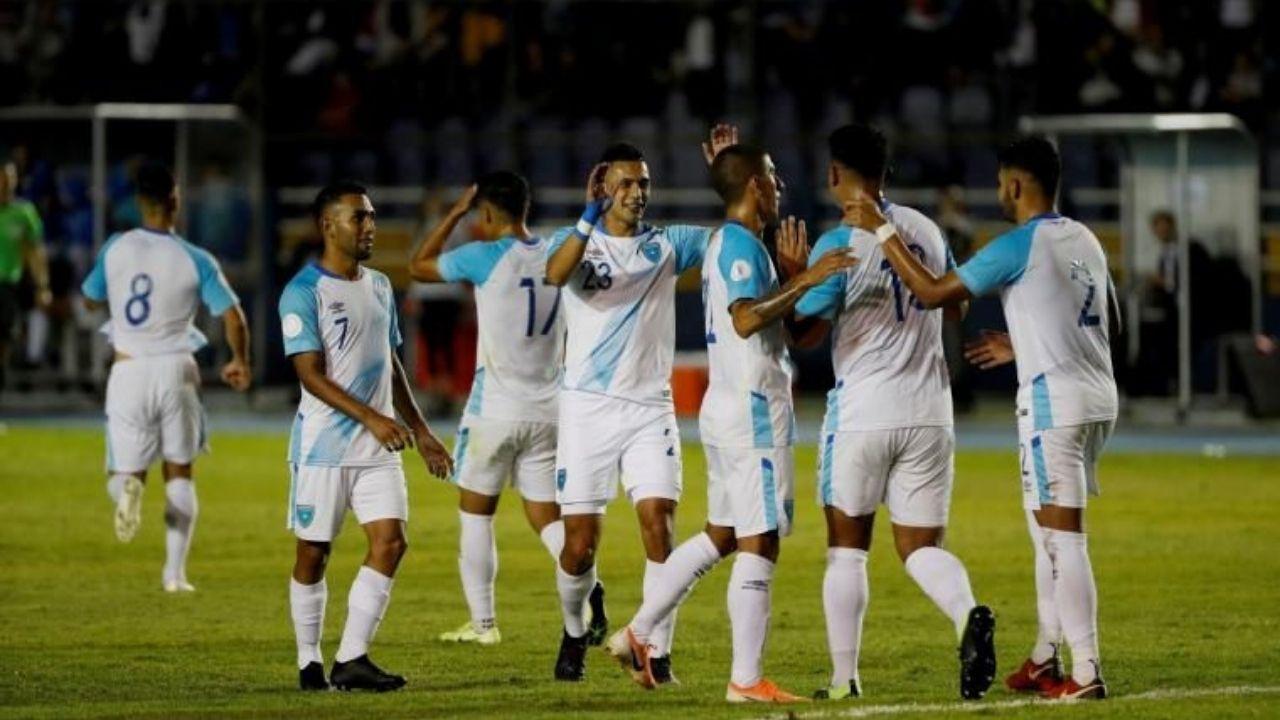 Guatemala tomará el lugar de Curazao y jugará la Copa Oro 2021