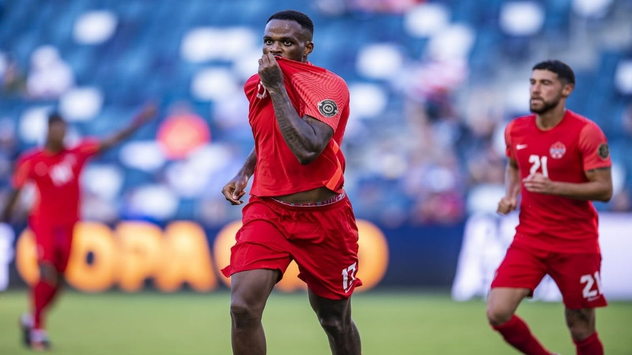 Canadá goleó 4-1 a Haití y está prácticamente clasificada a los cuartos de final de la Copa Oro 2021