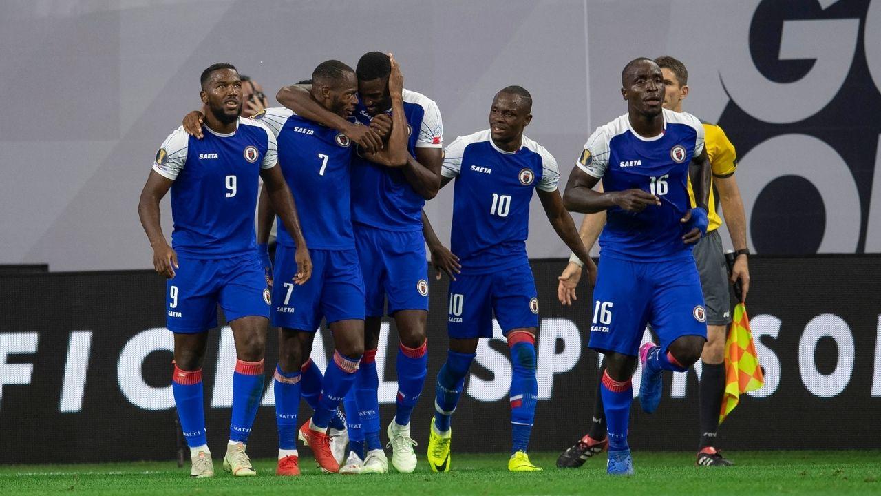 Haití reporta 5 casos de covid-19 previo a su debut en la Copa Oro 2021