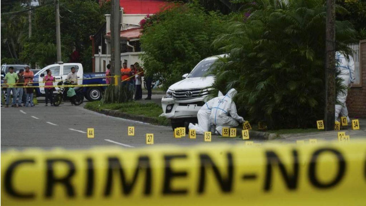 Honduras ha pasado de 10 a 12 homicidios diarios en solo un mes