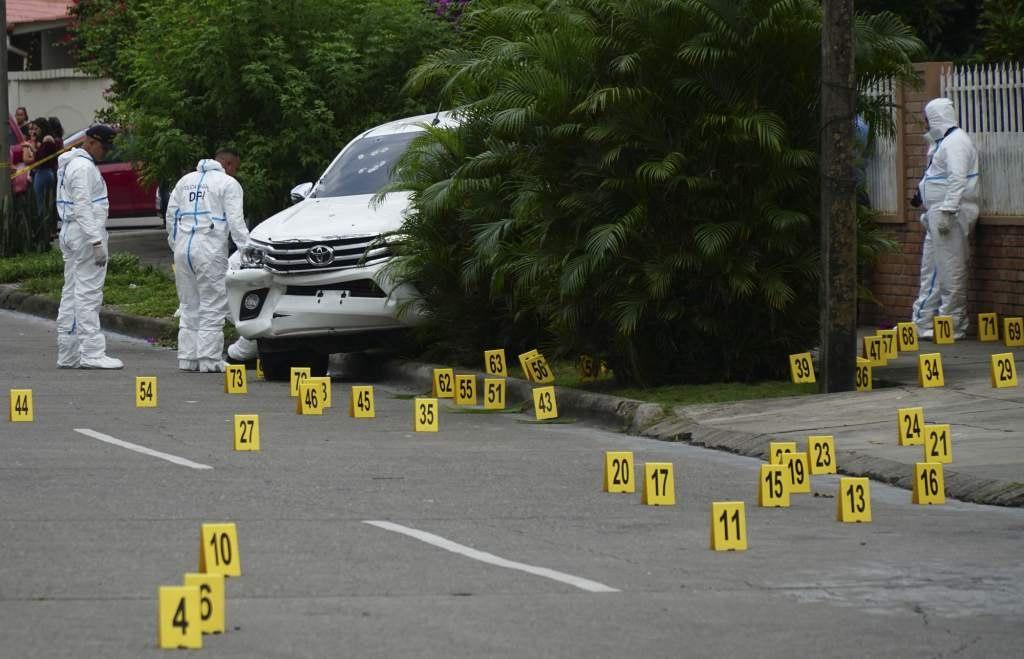 Los homicidios subieron un 16.2 % en primer semestre de 2021 en Honduras